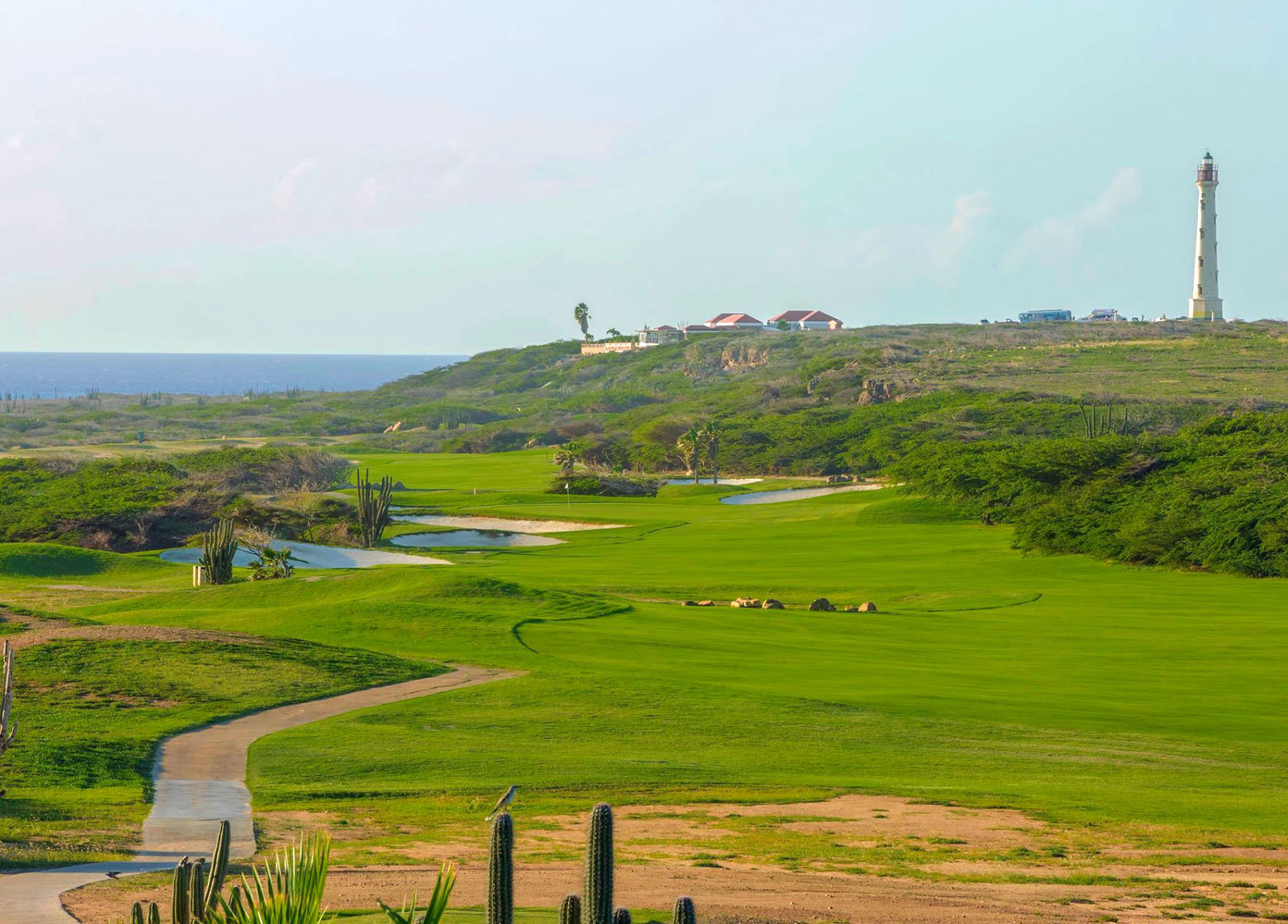 Aruba Golf Courses