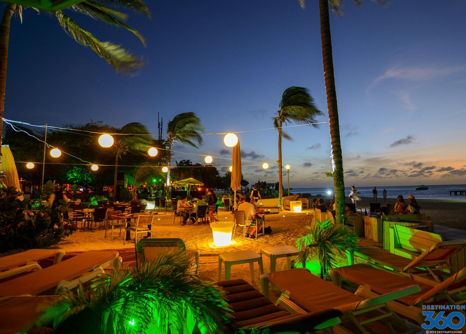 Nightlife Palm Beach Aruba