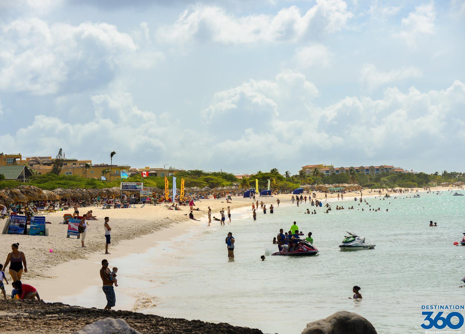 Eagle Beach Oranjestad Aruba