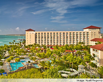 Palm Beach Aruba Hotels