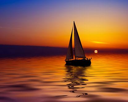 قارب اشواقي