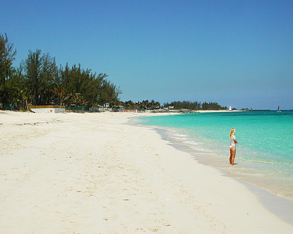 Paradise Island Beaches Best Beaches In Nassau