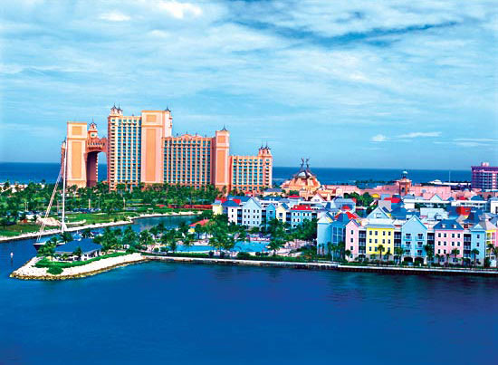Harborside Resort At Atlantis