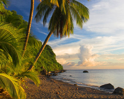 Dominica Beaches