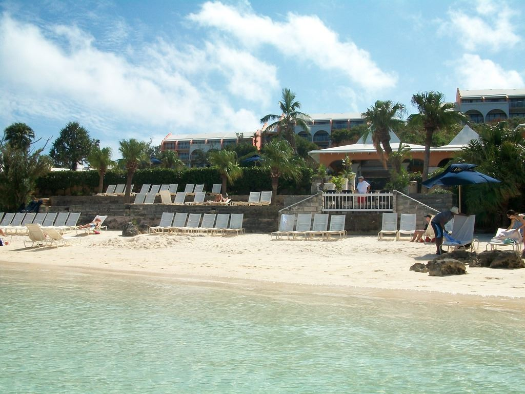 Grotto Bay Beach Resort Bermuda Caribbean