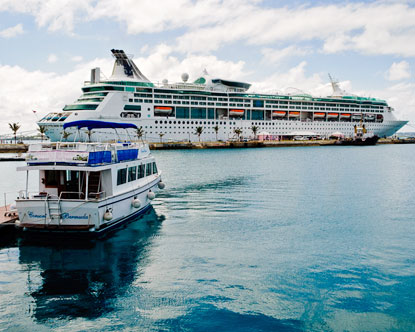 New York to Bermuda Cruises