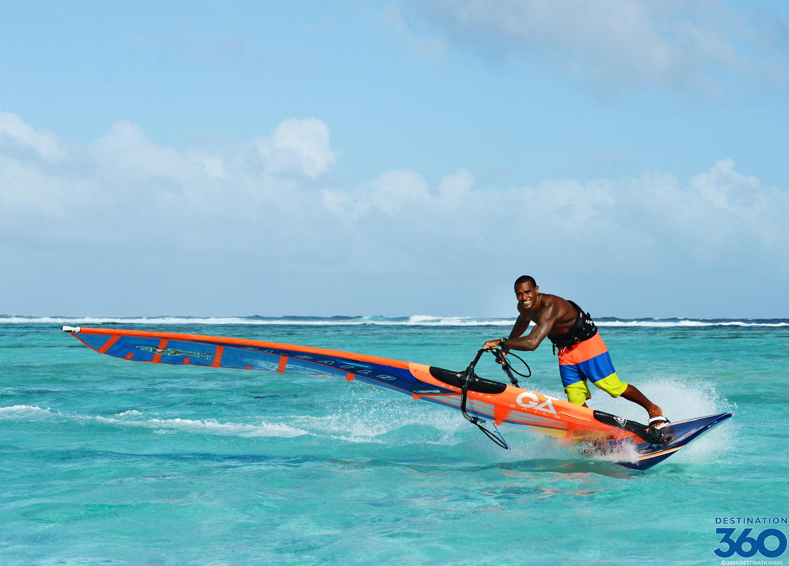 Bonaire Windsurfing Season