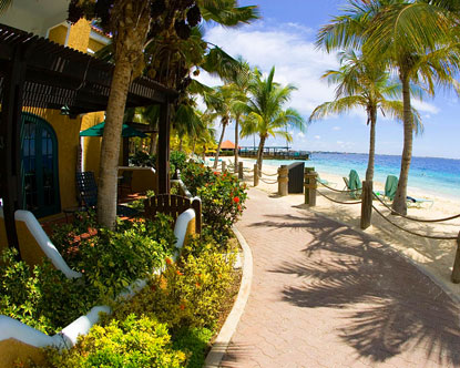 Bonaire Beach Hotels