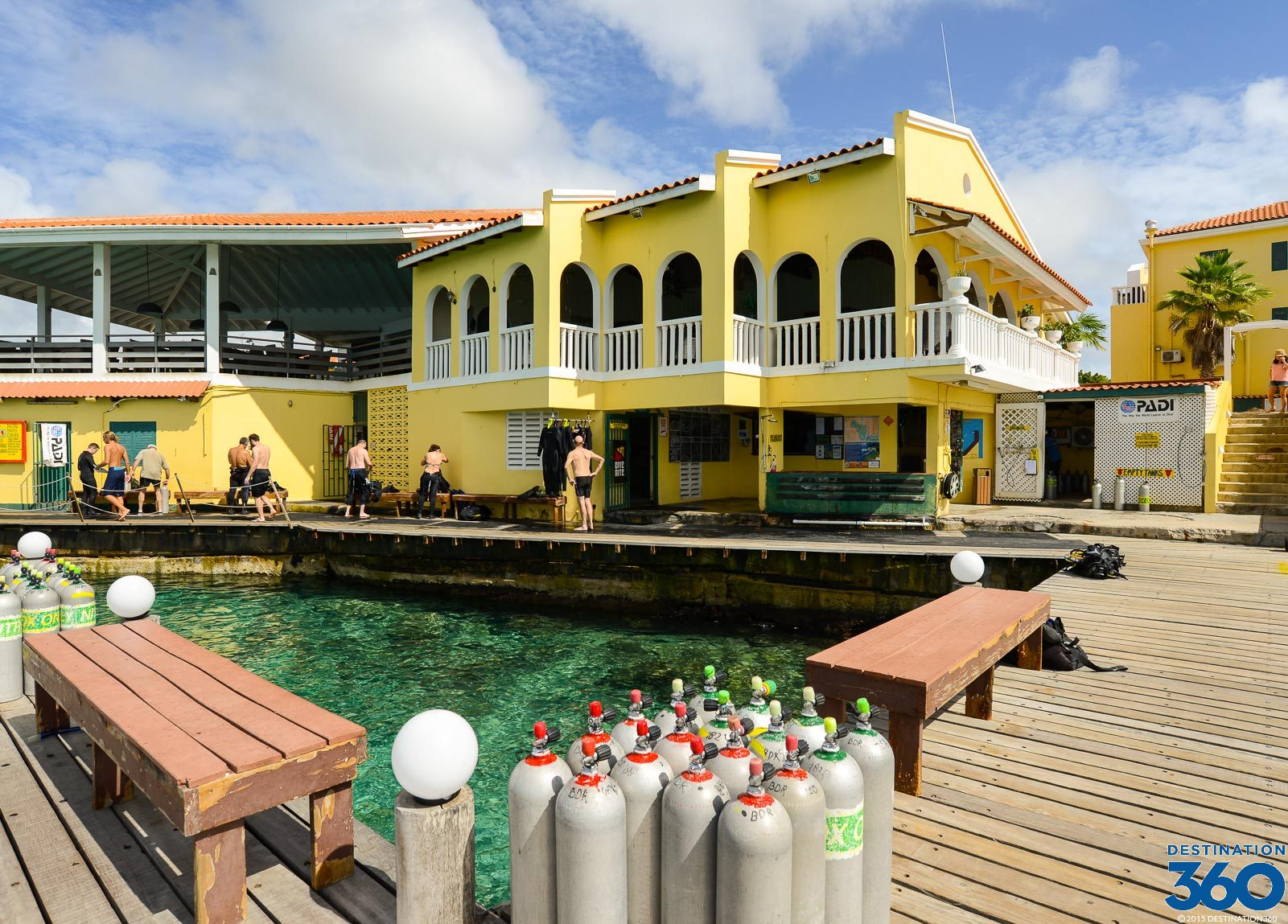 Dive Resorts Virtual Tour