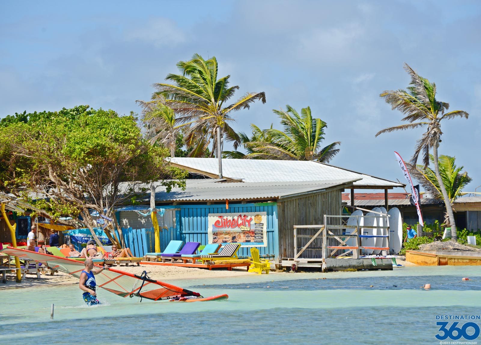 Jibe City Bonaire Virtual Tour