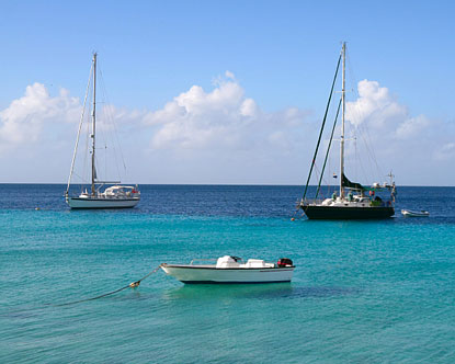 Bonaire Land Sailing