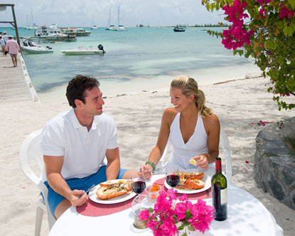 British Virgin Island Restaurants