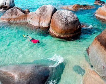 Bvi Snuba British Virgin Islands Snorkeling