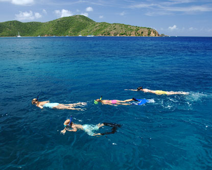 British Virgin Islands Tours