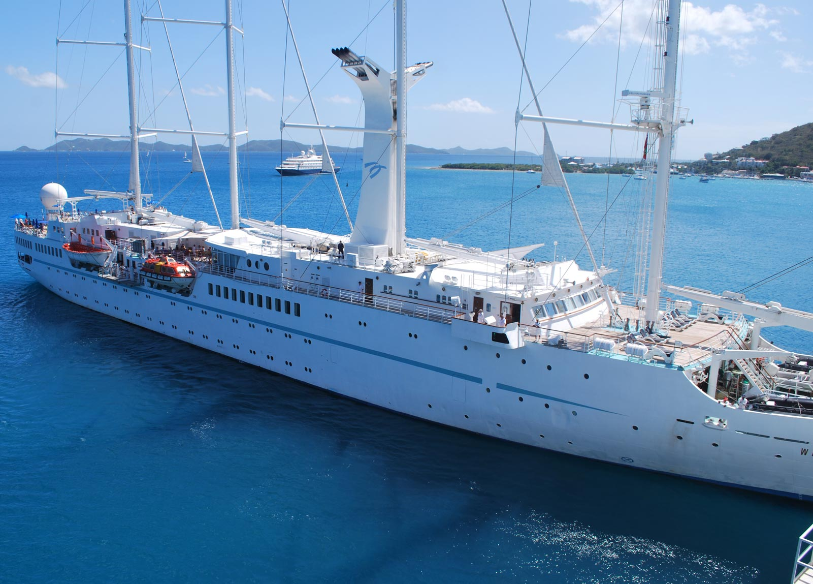 Virgin Island Cruises