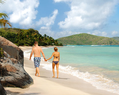 Best Honeymoon Location in the BVI