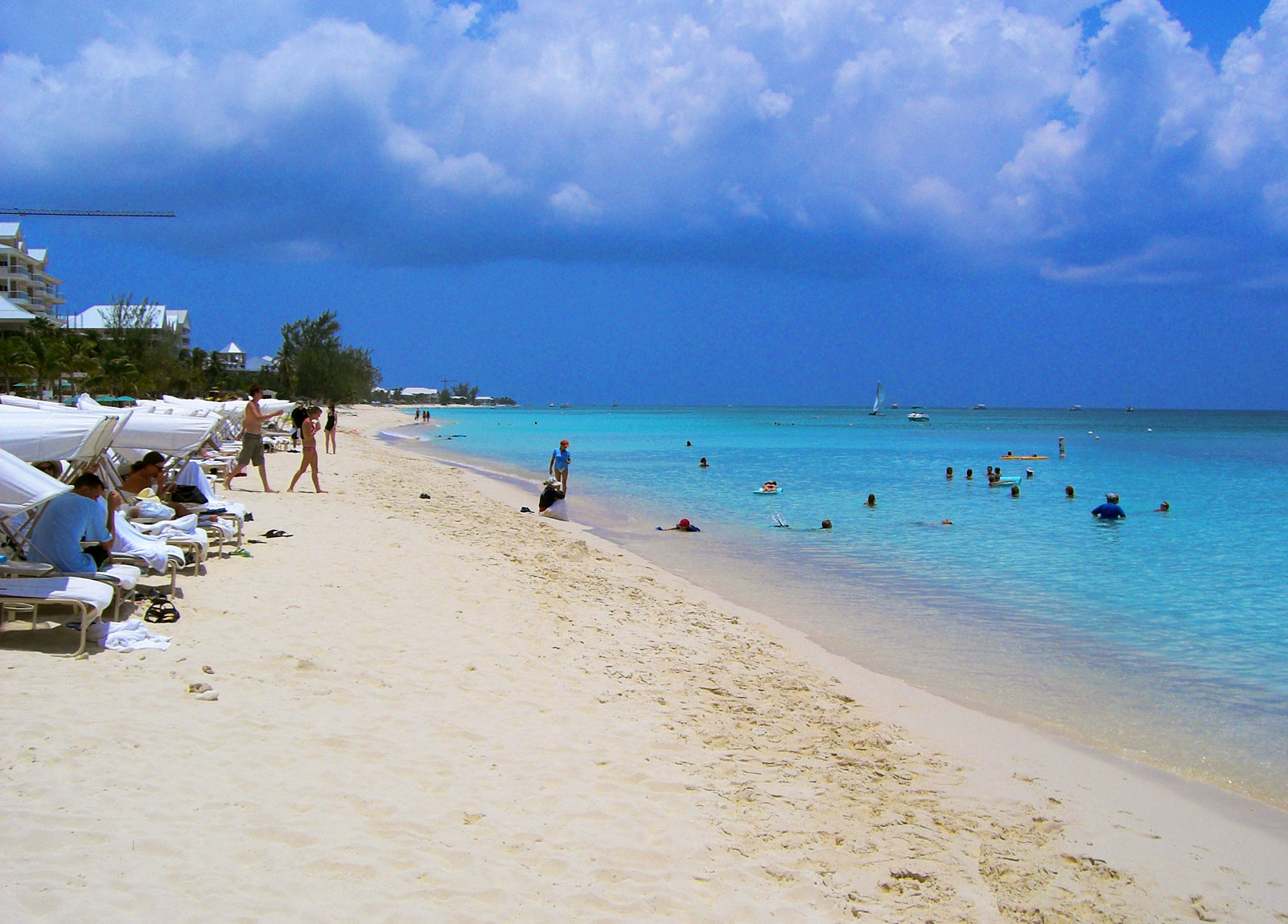 Seven Mile Beach Grand Cayman