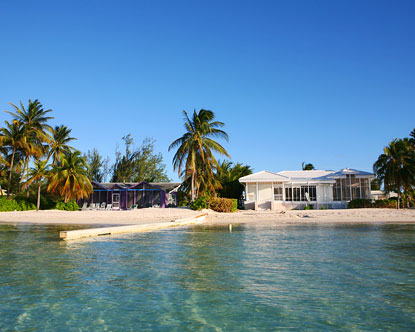 Cayman Islands Rental Beach House