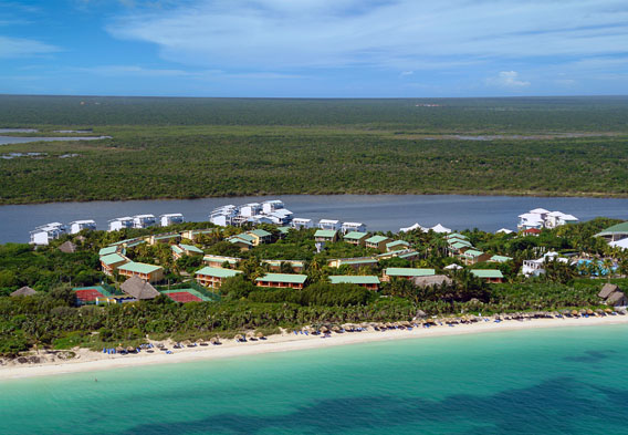 Cayo Coco Beach Resorts<