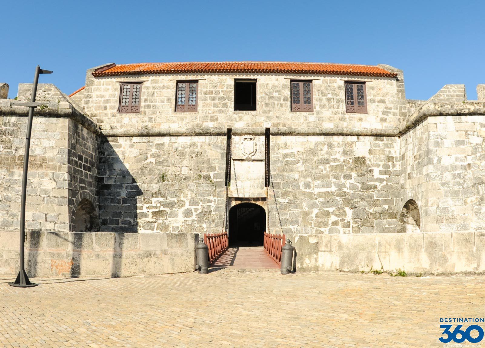 Castillo de la Real Fuerza Virtual Tour