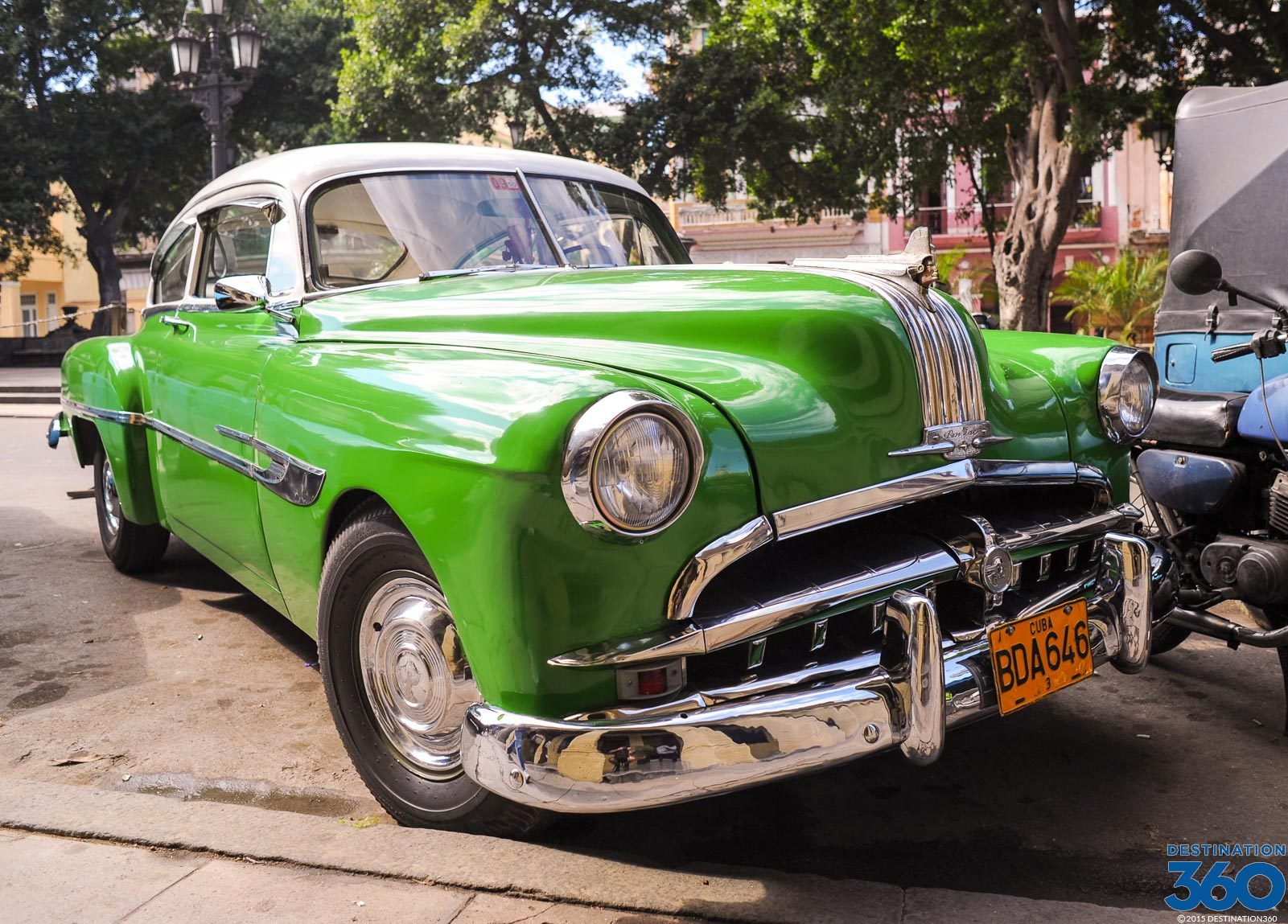 Old Cars In Cuba - Pictures of old cars
