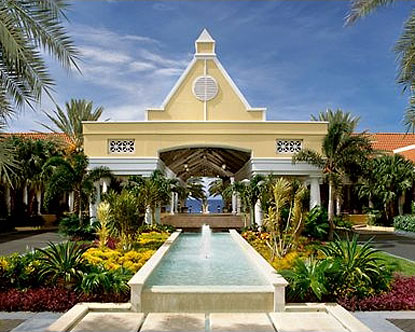 Airport Hotel in Curacao - Marriott Resort