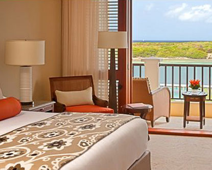 Beach Resorts in Curacao - Hyatt Regency Resort