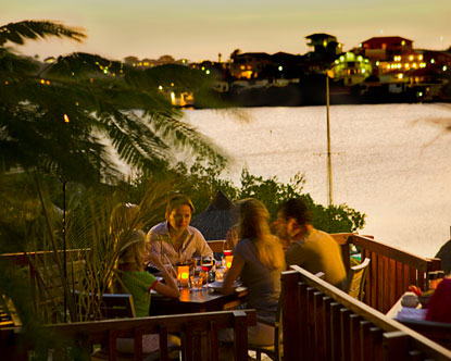 Restaurants in Curacao