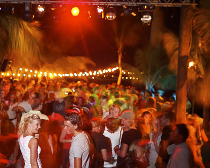Curacao Nightlife
