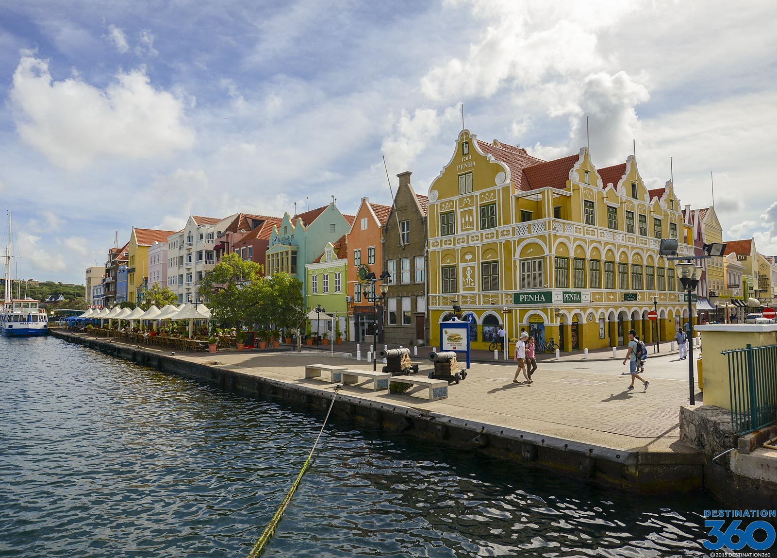Willemstad Virtual Tour