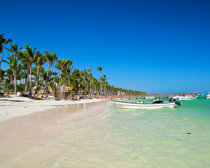 Beaches in Dominican Republic