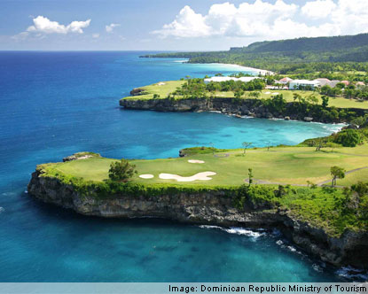 Dominican Republic Golf Courses