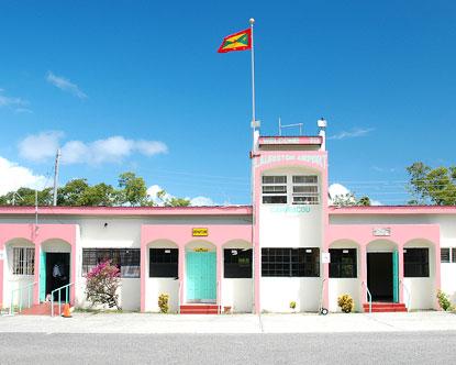 Grenada Airport Maurice Bishop International Airport