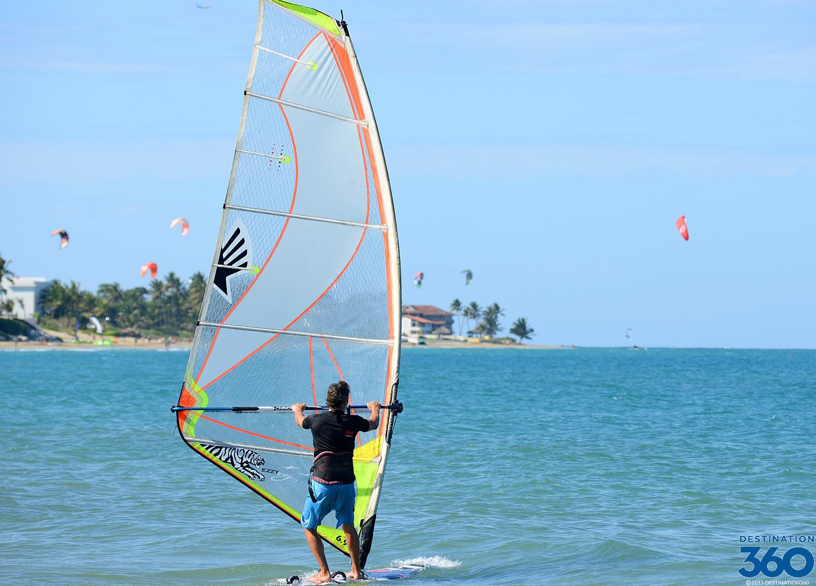 Best Windsurfing in the Caribbean