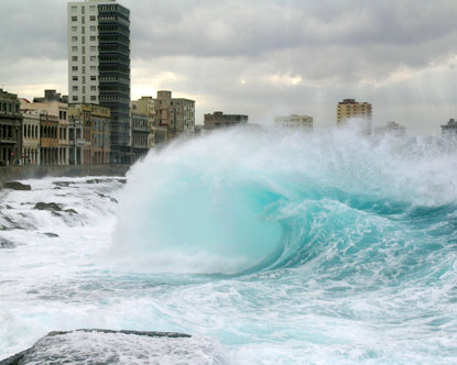 Western Caribbean Hurricanes