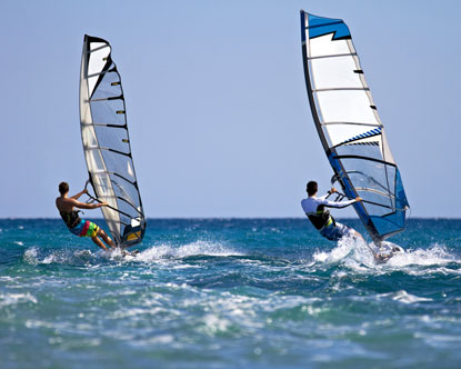 Best Windsurfing and Kitesurfing in the Caribbean