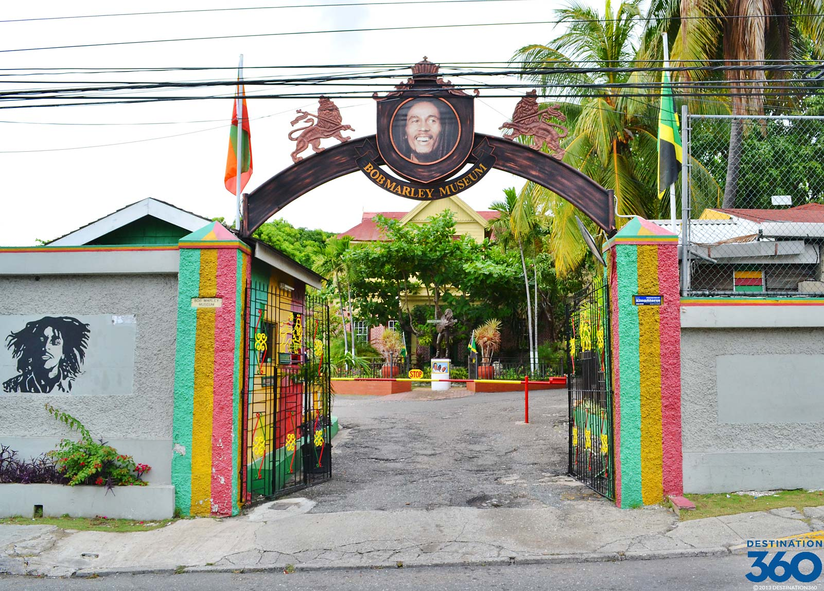 Bob Marley Museum Virtual Tour