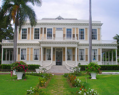 Devon house in jamaica for House plans jamaica