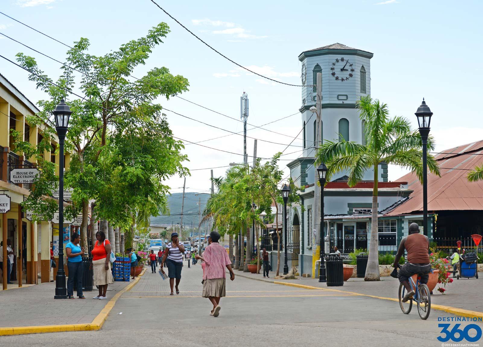 Falmouth Jamaica Falmouth Cruise Port