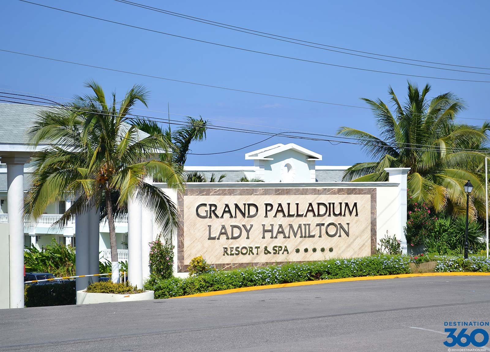 Grand Palladium Virtual Tour