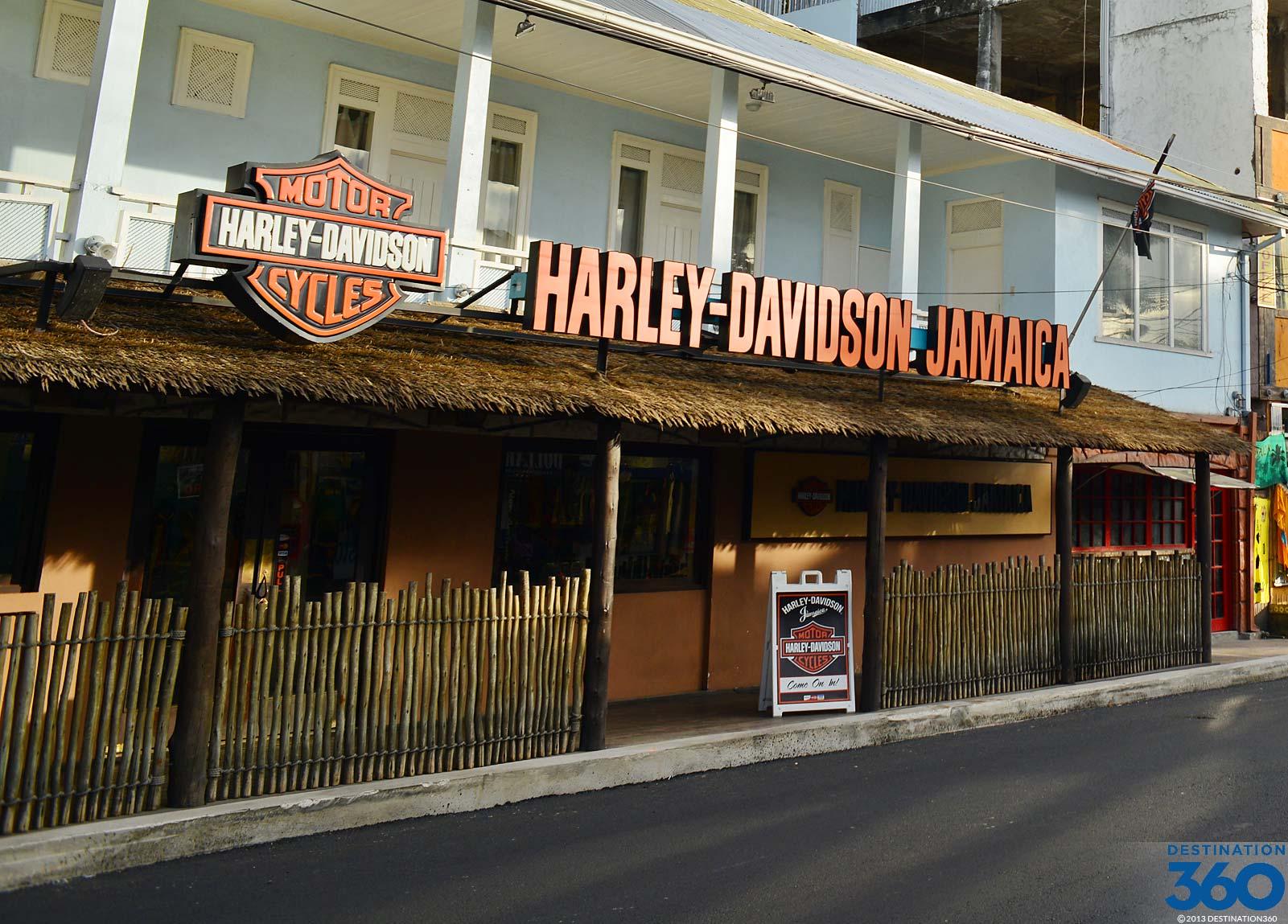 Harley Davidson Jamaica
