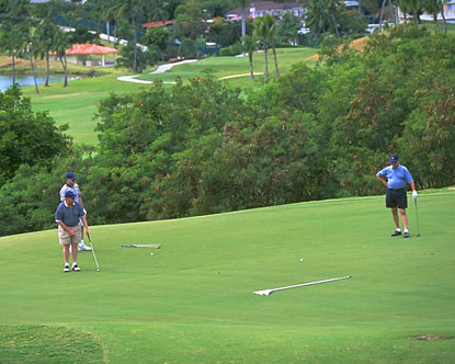 Golf Courses In Puerto Rico Puerto Rico Golf Vacation