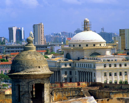 While the highlight of any trip to San Juan Puerto Rico is the Old Town,