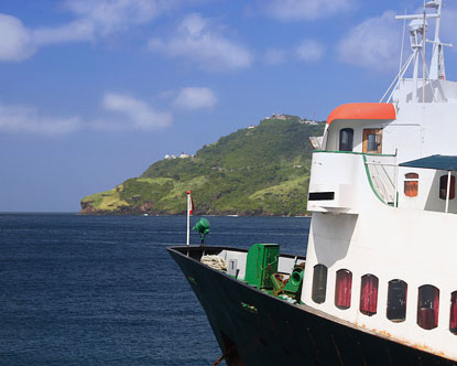 Saba Ferries