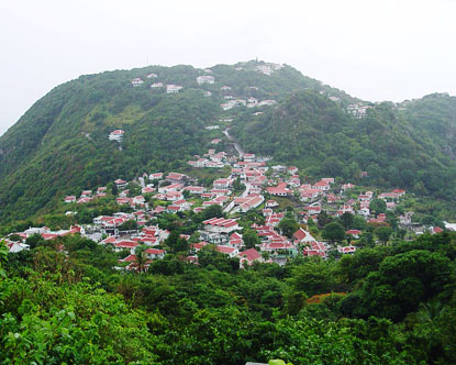 The Bottom Saba