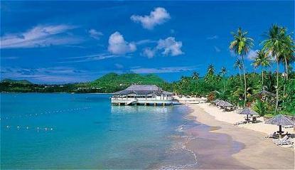 Sandals Halcyon St. Lucia