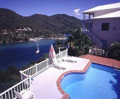 Oasis Marigot Club And Villas