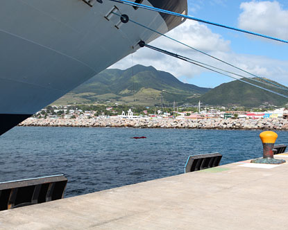 St Kitts and Nevis Cruises