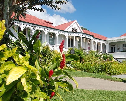 St Kitts Resorts