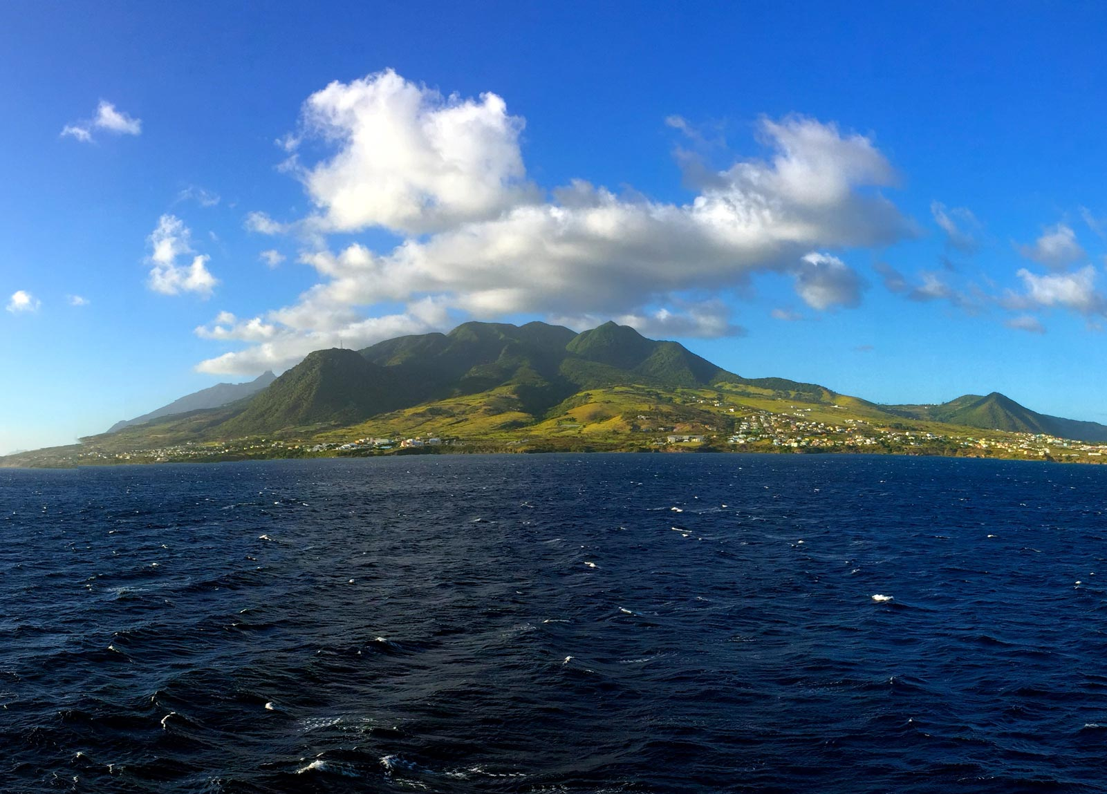 St Kitts Weather